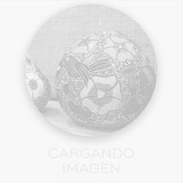 Face plate electrico compatible L - Blanco Dexon
